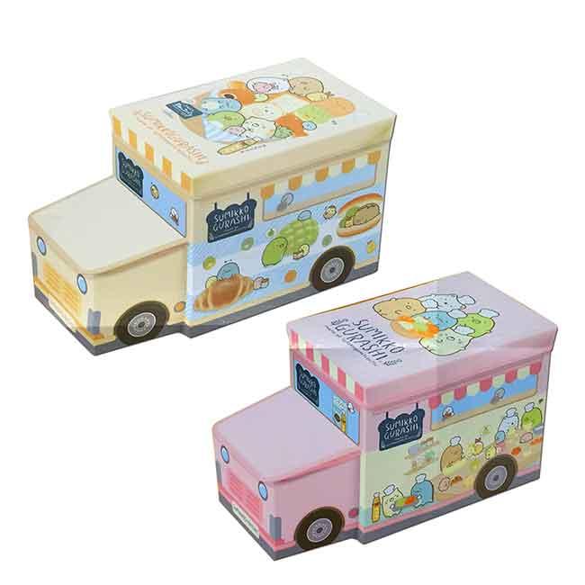 摺疊收納箱 san-x 角落生物 sumikko gurashi 置物箱 日本進口正版授權