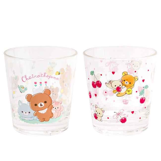 壓克力水杯 日本 san-x 懶懶熊 拉拉熊 Rilakkuma 透明杯 日本進口正版授權