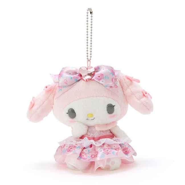 三麗鷗造型玩偶吊飾 Sanrio 美樂蒂 娃娃 日本進口正版授權