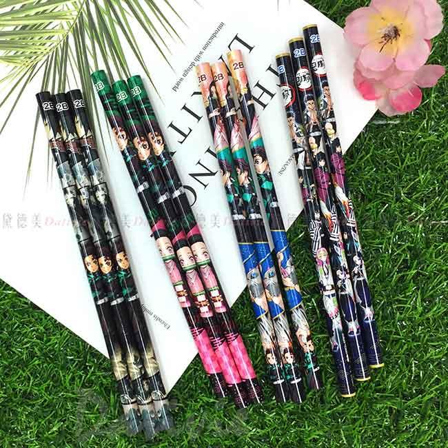 木頭鉛筆 日本 鬼滅之刃 SUN STAR 鬼滅の刃 2B鉛筆 日本進口正版授權