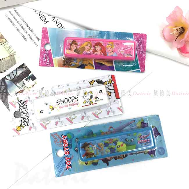 迷你釘書機 Disney 公主系列 玩具總動員 文具 日本進口正版授權