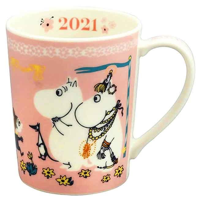 陶瓷馬克杯 日本 嚕嚕米 Moomin CeCera 山加商店 YAMAKA 杯子 日本進口正版授權