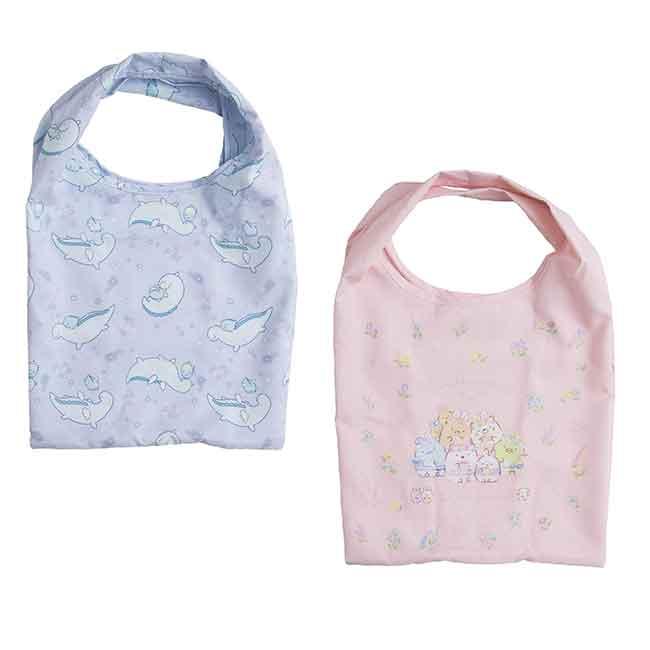 收納購物袋 San-x 角落小夥伴 環保摺疊購物袋 日本進口正版授權