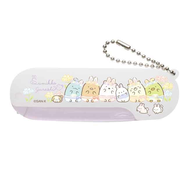 仿兔隨身梳 日本 San-x 角落小夥伴 梳子 日本進口正版授權