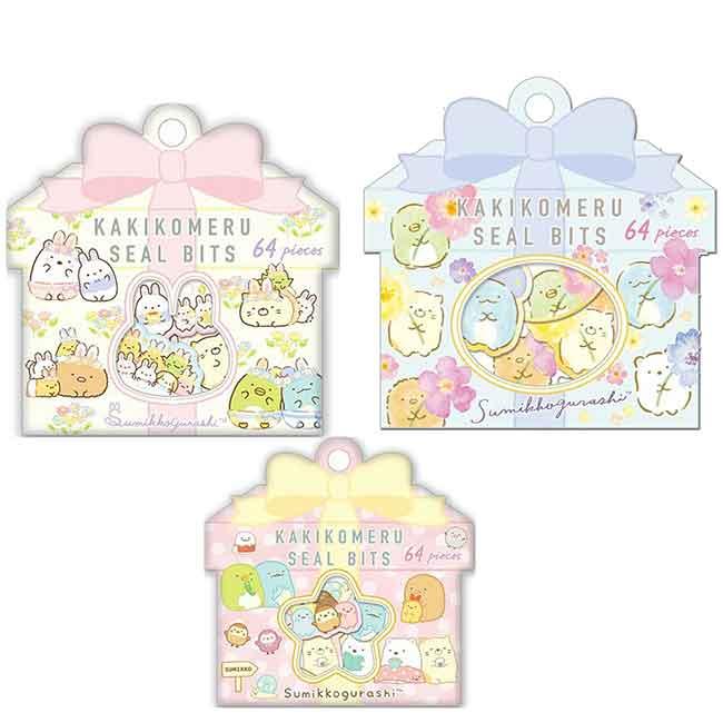 角落可寫字貼紙 日本 SAN-X 角落小夥伴 玩具貼紙 日本進口正版授權