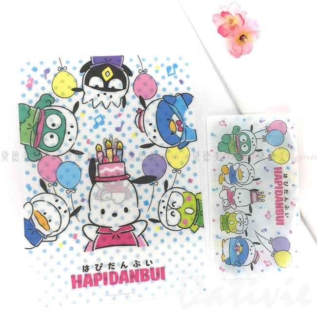 A4文件夾組2入 日本 三麗鷗 Sanrio Original 帕洽狗 Pochacco 資料夾 日本進口正版授權