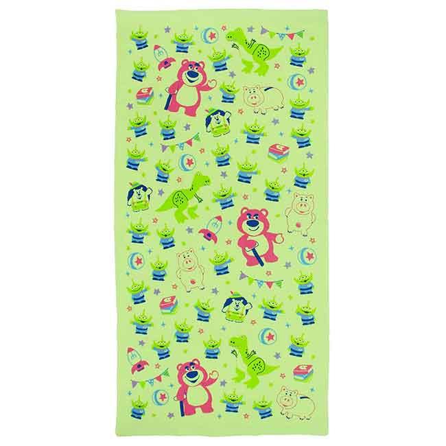 紗布大浴巾 Disney 玩具總動員 迪士尼 大毛巾 日本進口正版授權