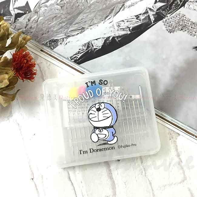 縫紉針盒 Sanrio 哆啦A夢 50th DORAEMON 三麗鷗 日本進口正版授權