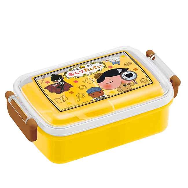塑膠便當盒 日本 屁屁偵探 おしりたんてい SKATER 保鮮盒 日本進口正版授權