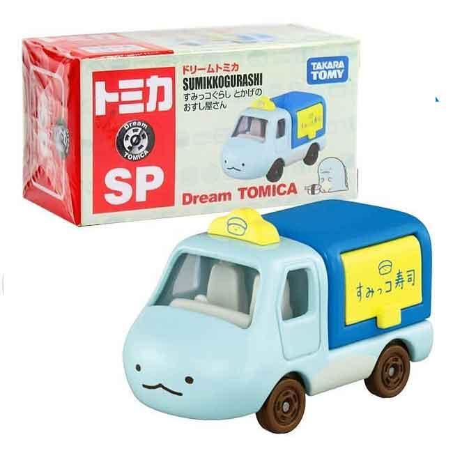 小貨車 San-x 角落生物 蜥蜴 壽司 多美 TAKARA TOMY DREAM TOMICA 玩具車 日本進口正版授權