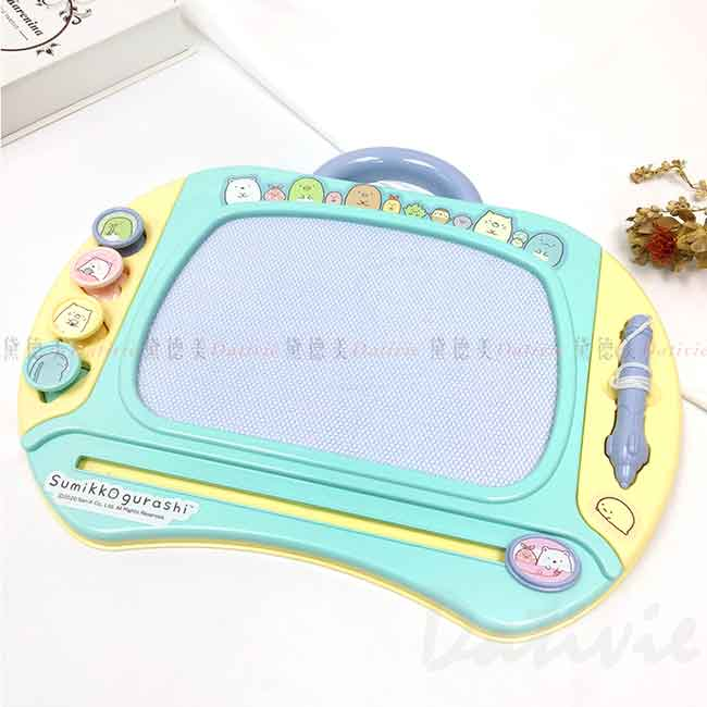 學習畫板 San-x 角落生物 sumikko gurashi 玩具 日本進口正版授權