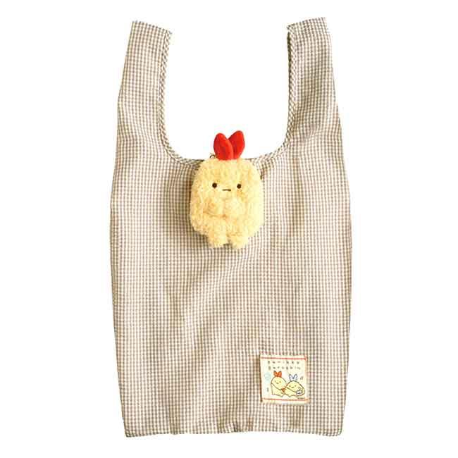 環保收納袋 san-x 角落生物 炸蝦 購物袋 日本進口正版授權