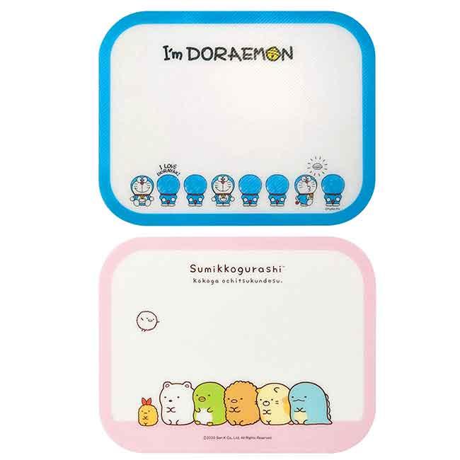 輕薄方形塑膠砧板 SAN-X 角落生物 SKATER 兒童用砧板 日本進口正版授權