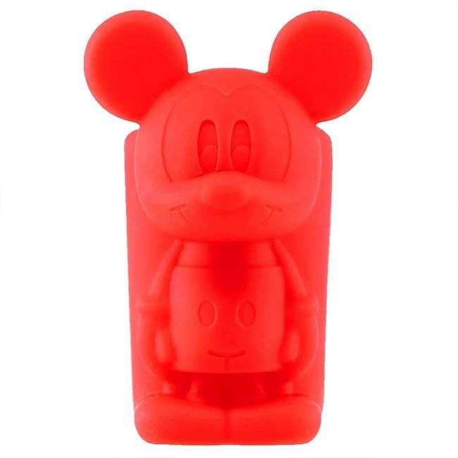 造型矽膠傘握柄止滑套 迪士尼 米奇 MICKEY SKATER 傘握套 日本進口正版授權
