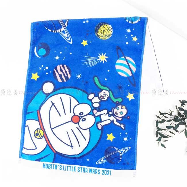 純棉毛巾 Sanrio 哆啦A夢 DORAEMON 三麗鷗 卡通毛巾 日本進口正版授權