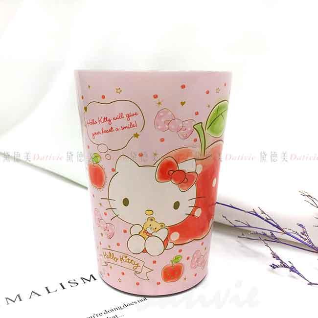 保溫不鏽鋼杯 sanrio 凱蒂貓 HELLO KITTY SKATER 保溫杯 日本進口正版授權