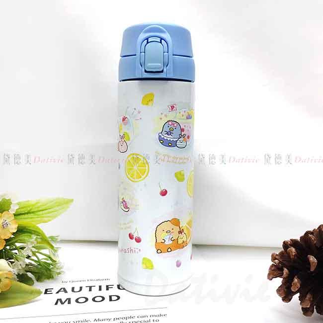 不鏽鋼保溫瓶 San-x 角落生物 Sumikkogurashi 水瓶 日本進口正版授權
