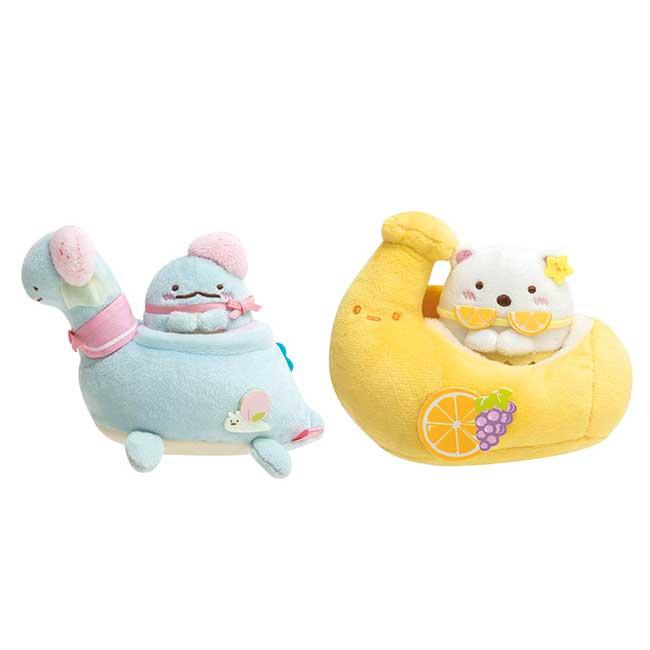 絨毛娃娃 san-x 角落小夥伴 水果風 角落生物 玩偶 日本進口正版授權