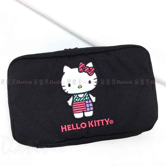 工具包 三麗鷗 sanrio 凱蒂貓 HELLO KITTY 收納包 日本進口正版授權