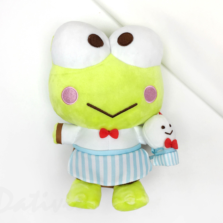 絨毛娃娃 三麗鷗 Sanrio Original 大眼蛙 Keroppi 玩偶 日本進口正版授權