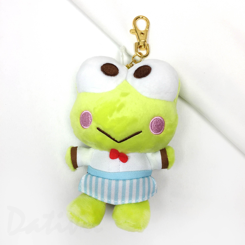 絨毛吊飾 三麗鷗 Sanrio Original 大眼蛙 Keroppi 娃娃吊飾 日本進口正版授權