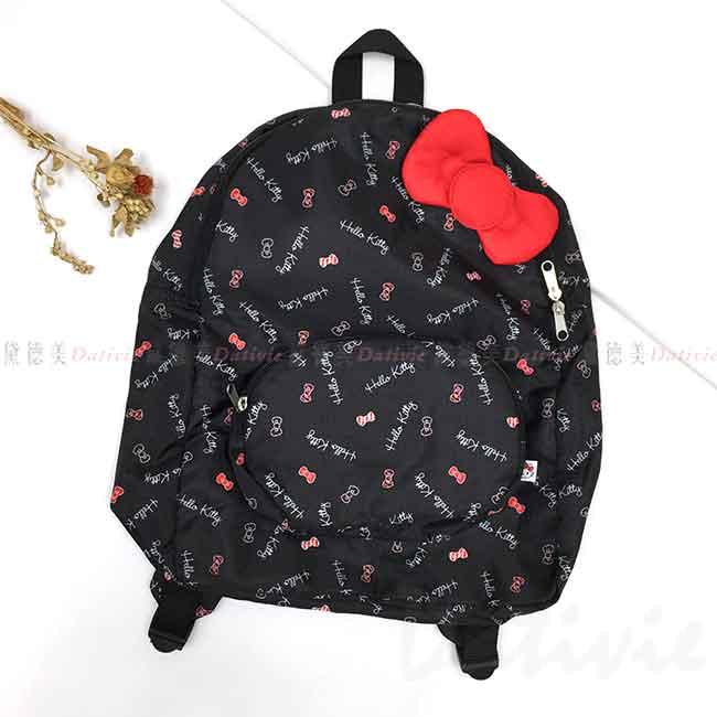 輕量後背包 Sanrio Original 凱蒂貓 HELLO KITTY 三麗鷗 包包 日本進口正版授權