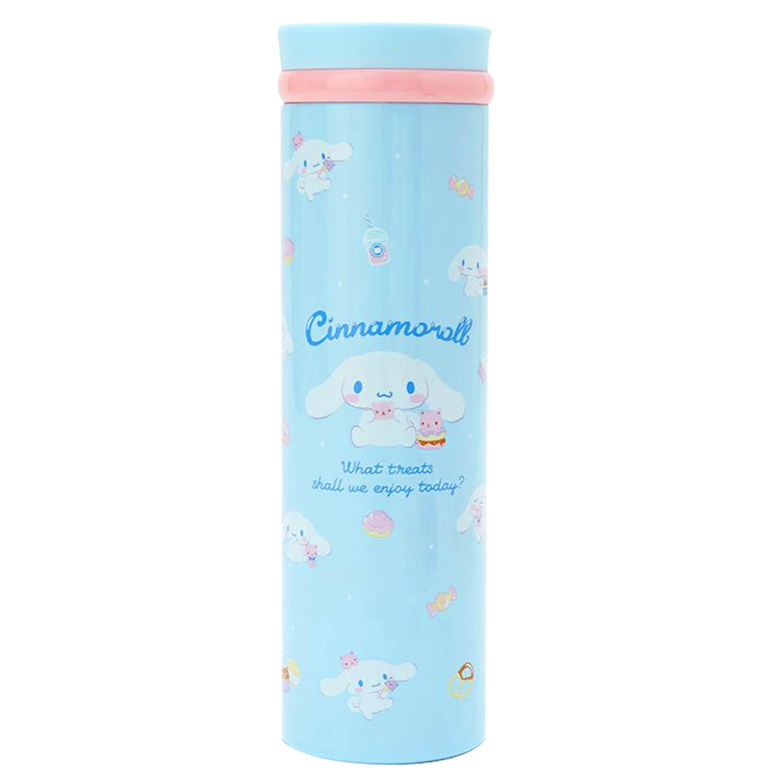 不鏽鋼保溫瓶 460ml-酷洛米 真空二重 KUROMI 三麗鷗 Sanrio Original   日本進口正版授權