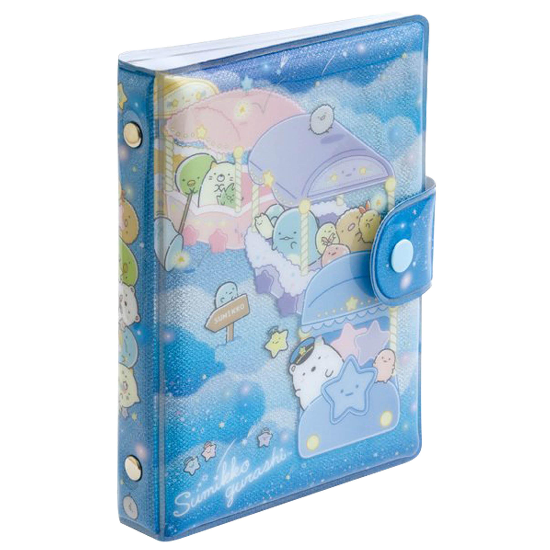 六孔貼紙簿-星空漫步 星空系列 角落生物 sumikko gurashi san-x 日本進口正版授權