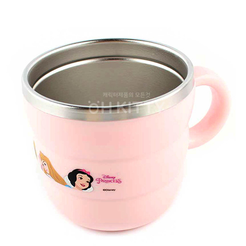 不鏽鋼杯-公主系列 迪士尼 DISNEY LILFANT 韓國進口正版授權