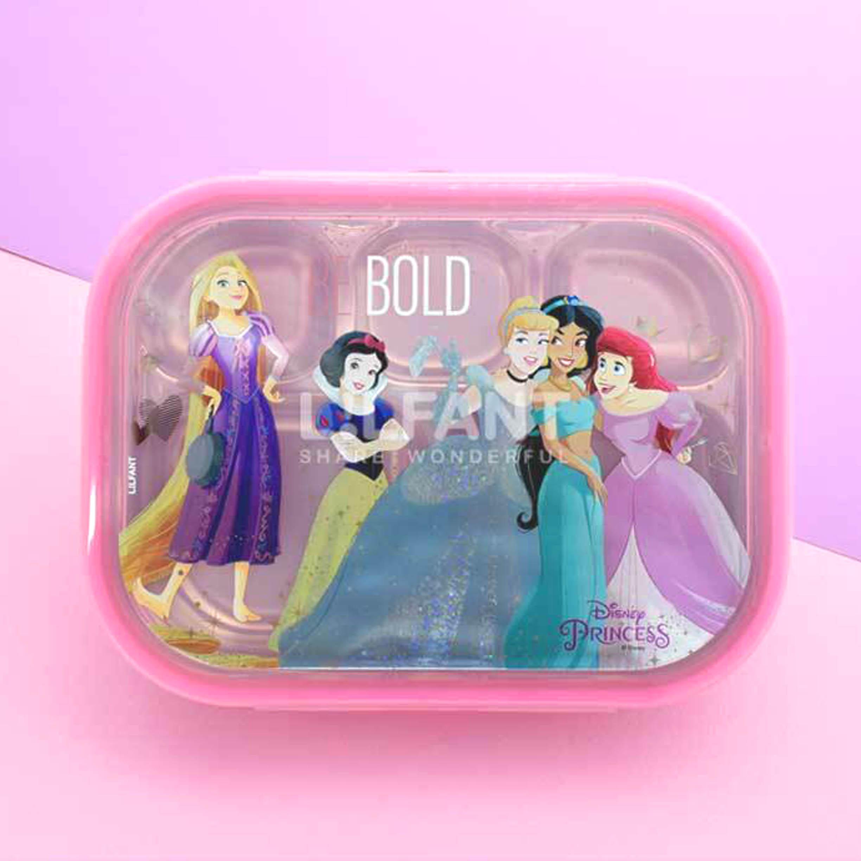 兒童餐盤-公主系列 迪士尼 DISNEY LILFANT 韓國進口正版授權