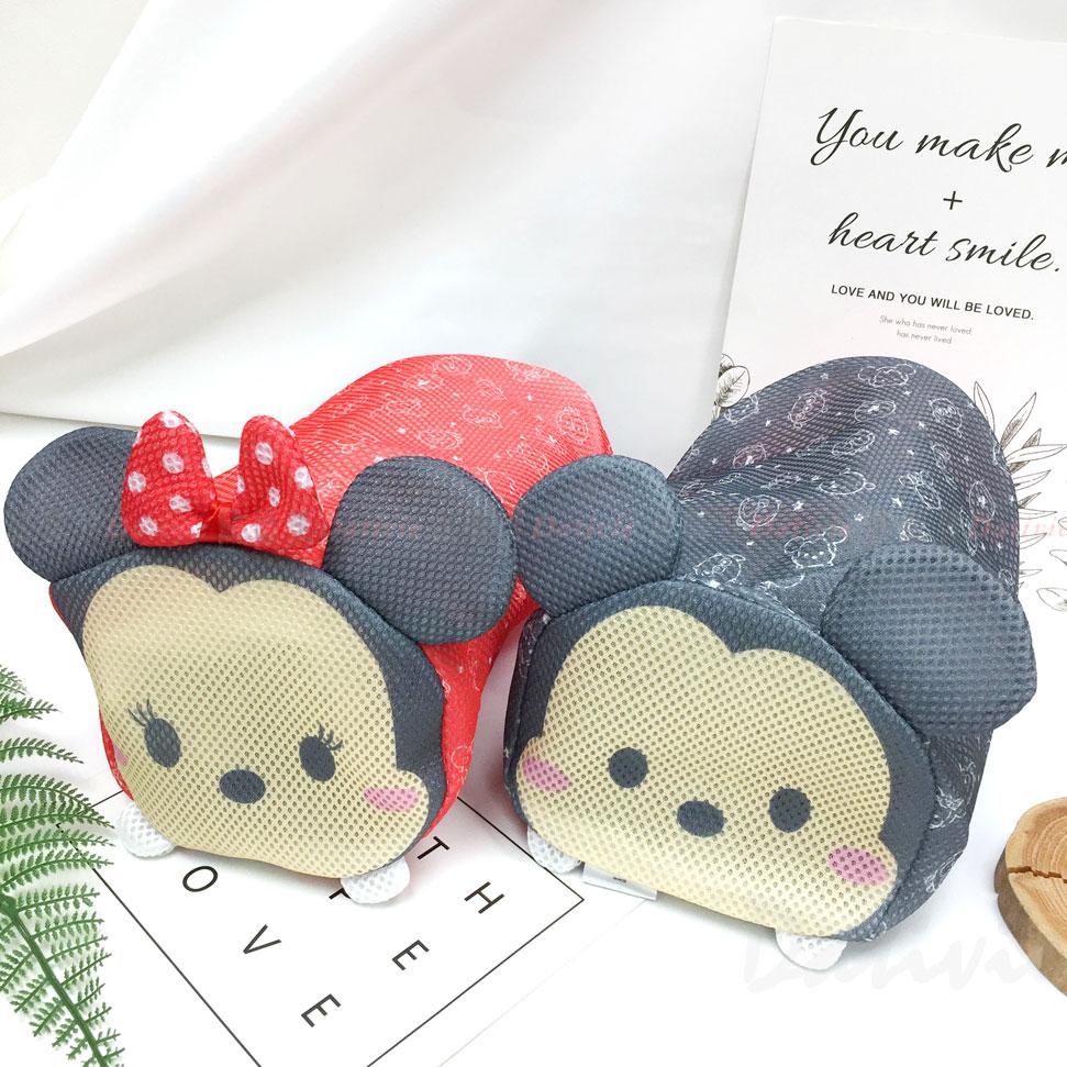 迪士尼 旅行收納袋 造型洗衣袋 米奇 米妮 兩款 正版授權
