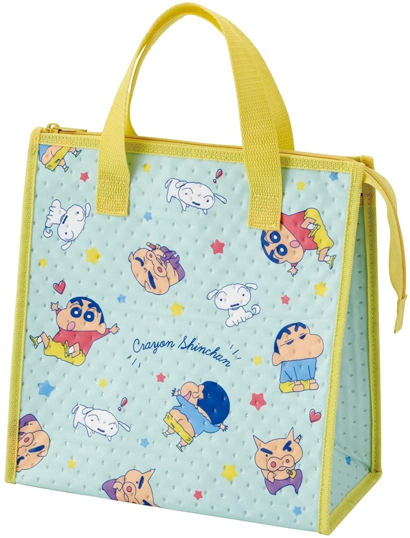 保冷提袋-Lunch bag Skater 蠟筆小新 Crayon Shin Chain クレヨンしんちゃん 日本進口正版授權