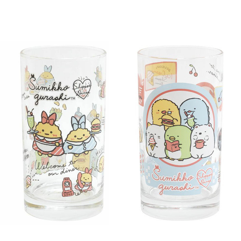 玻璃杯 295ml-快餐系列 角落生物 sumikko gurashi SAN-X 日本進口正版授權
