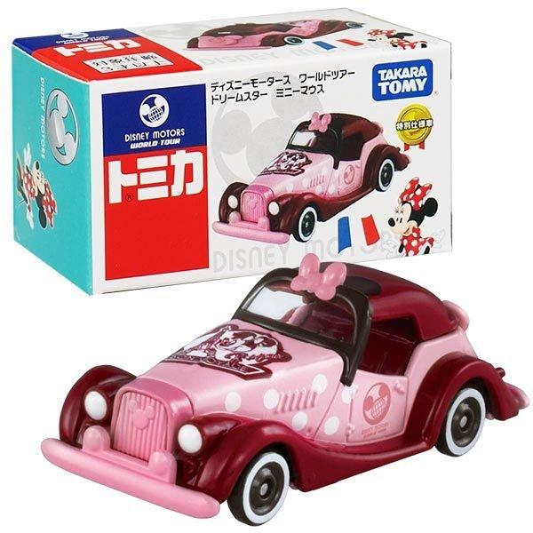 TOMICA迪士尼小車 米妮老爺車 日本進口正版授權