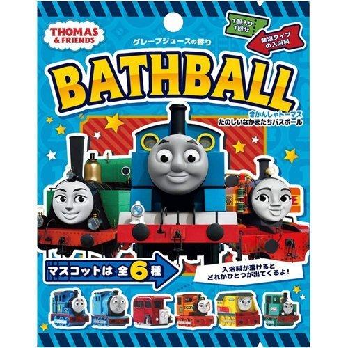 日本沐浴球 湯瑪士 日本進口正版授權