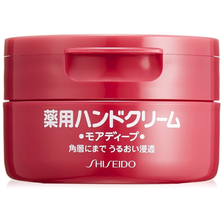 SHISEIDO 手部修護霜 護手霜 保濕滋潤 藥用 日本進口