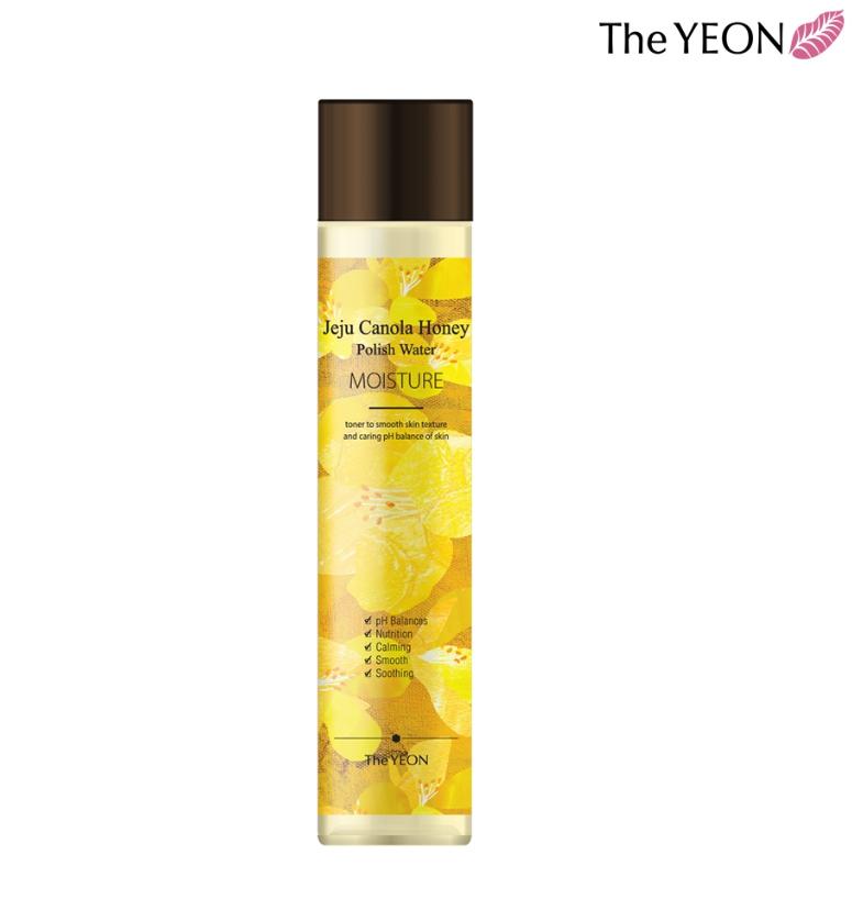 化妝水 The YEON 油菜花花蜜 保濕 補充水分 270ml 韓國製