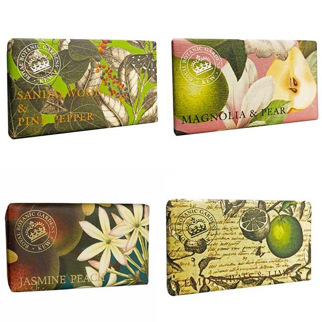 乳木果油天然香皂 英國皇家植物園 240g 肥皂 英國進口