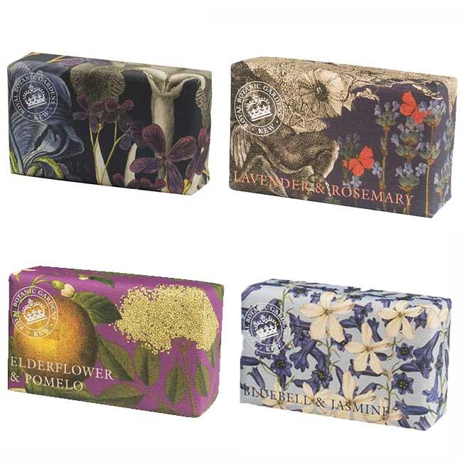 KEWGARDENS 乳木果油天然香皂 英國皇家植物園 肥皂 英國進口