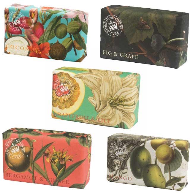 英國皇家植物園 乳木果油天然香皂 240g 肥皂 英國進口
