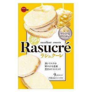 奶油風味餅乾 BOURBON Rasucre 日本進口