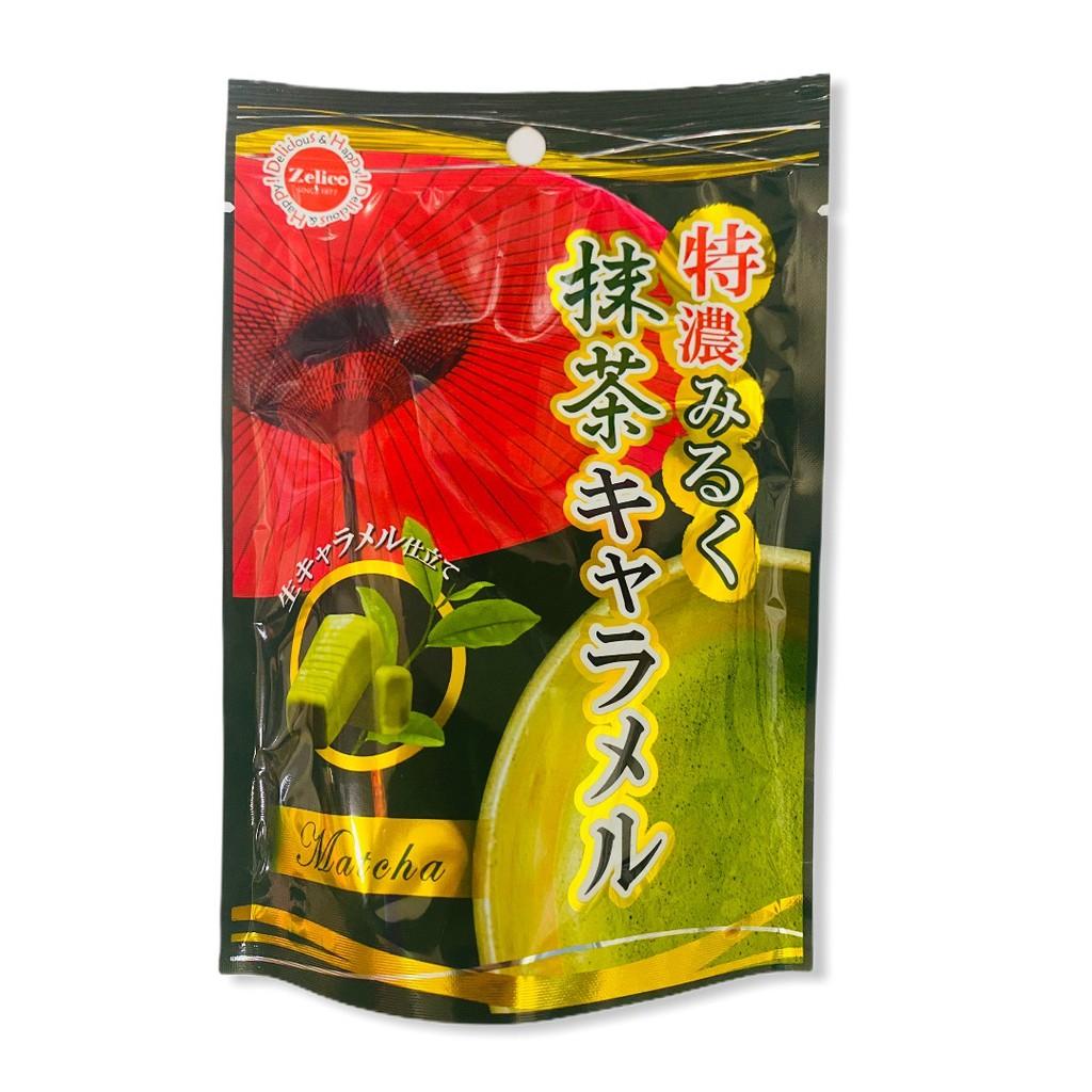 鈴木 特濃抹茶牛奶糖 軟糖 日本進口