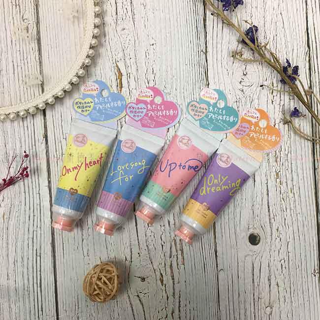 日本 apefra 香水護手霜 忍冬 草本茉莉 香甜玫瑰 日本進口 護手乳