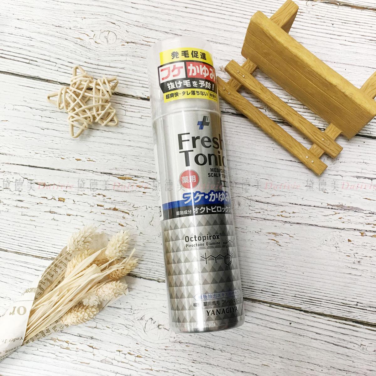 柳屋 頭皮養護華 無香 頭皮水 日本進口