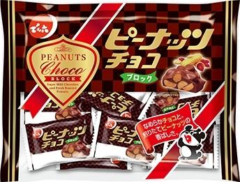 花生巧克力 零時 糖果 巧克力 日本進口