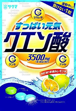 莎可瑪 檸檬酸糖 零時 糖果 日本進口