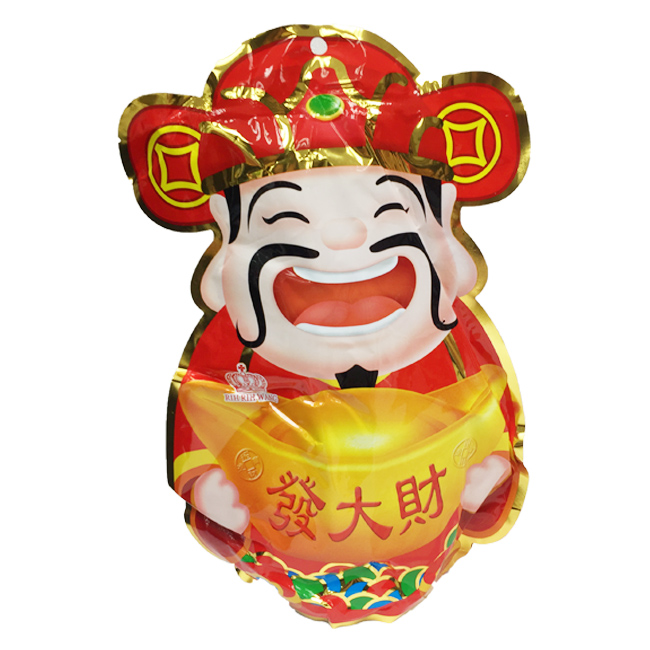 發大財軟糖 財神爺 糖果 馬來西亞進口