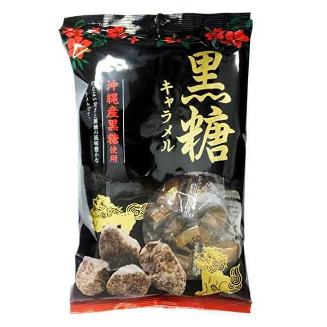 黑糖牛奶糖 糖果 零食 日本進口