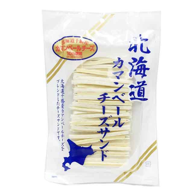 北海道鱈魚起司條  零食  日本進口