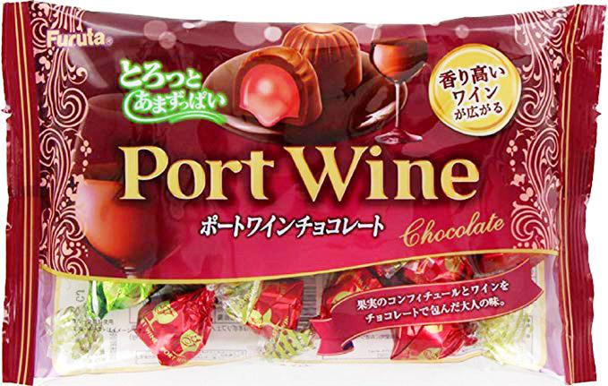 巧克力 綜合水果酒 草莓 哈密瓜 夾心 165.6g 日本製造進口
